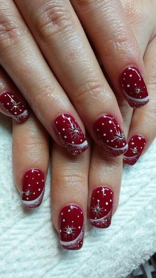 Cool Christmas Nails