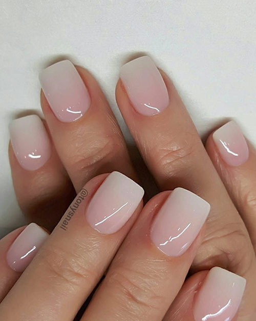 Acrylic Small Nails