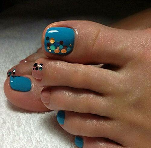 Nail Art Design For Feet