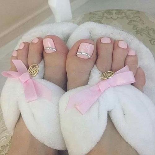 Feet Nail Designs